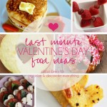 Last Minute Valentine's Day Food Ideas – Party Contributor
