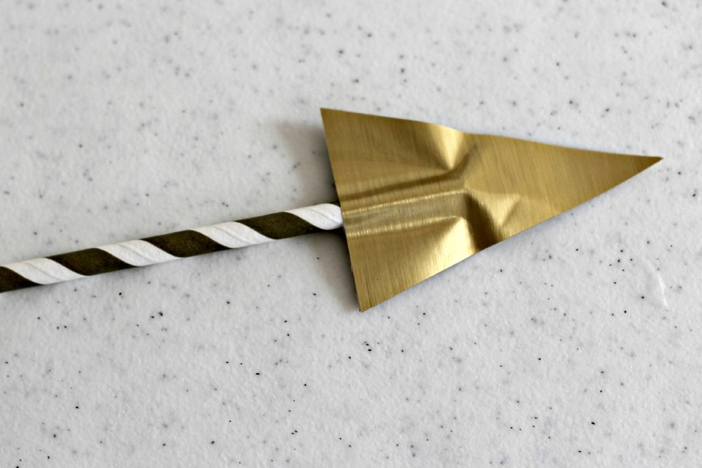 Paper Straw Arrows 4