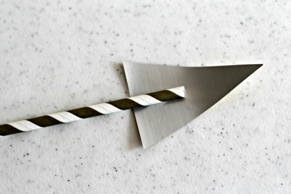 Paper Straw Arrows 5