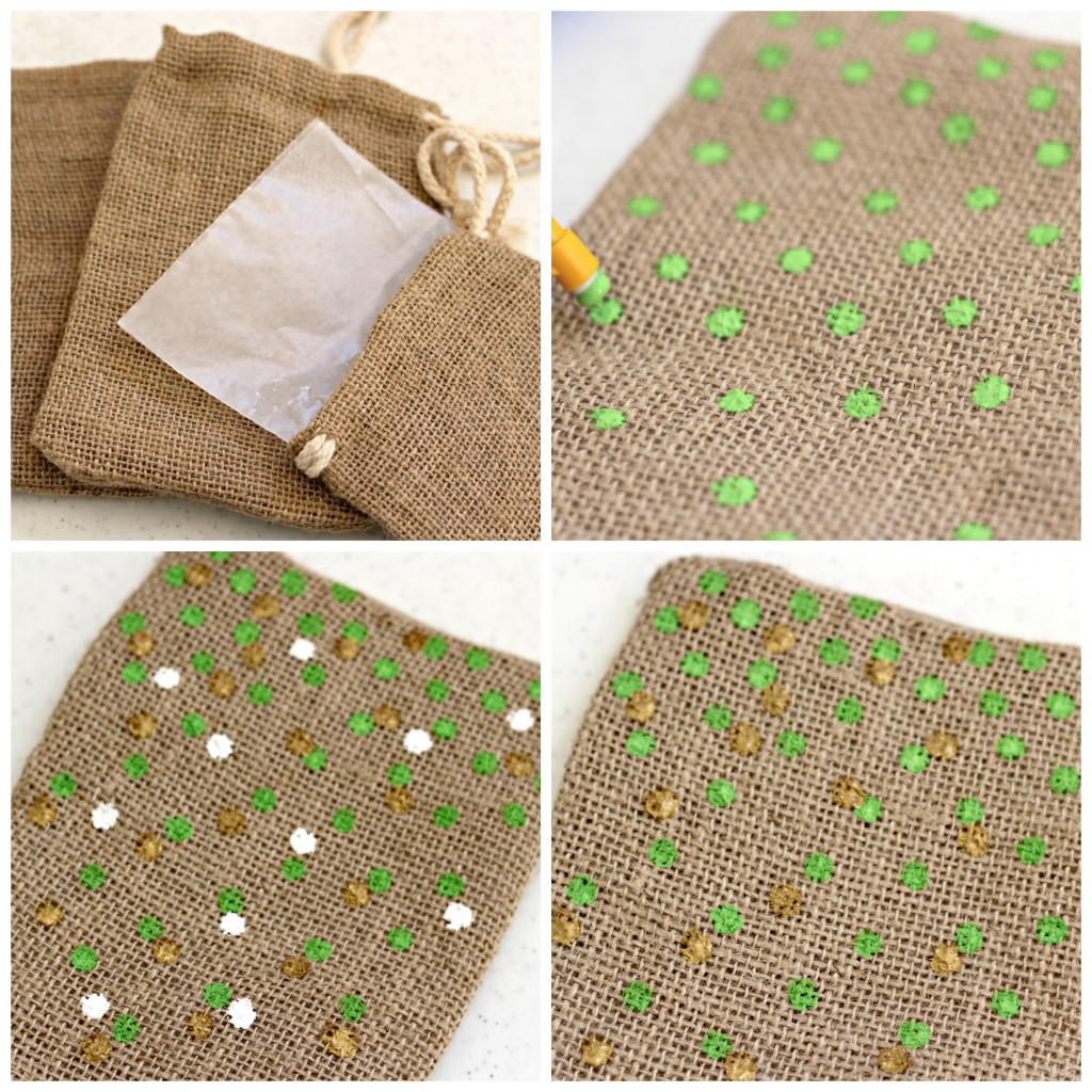 St. Patrick's Day Confetti Bag 14