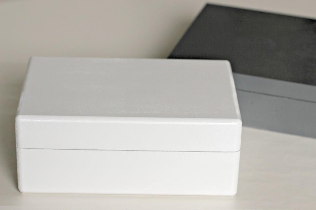 DIY Enamel Painted Boxes 10
