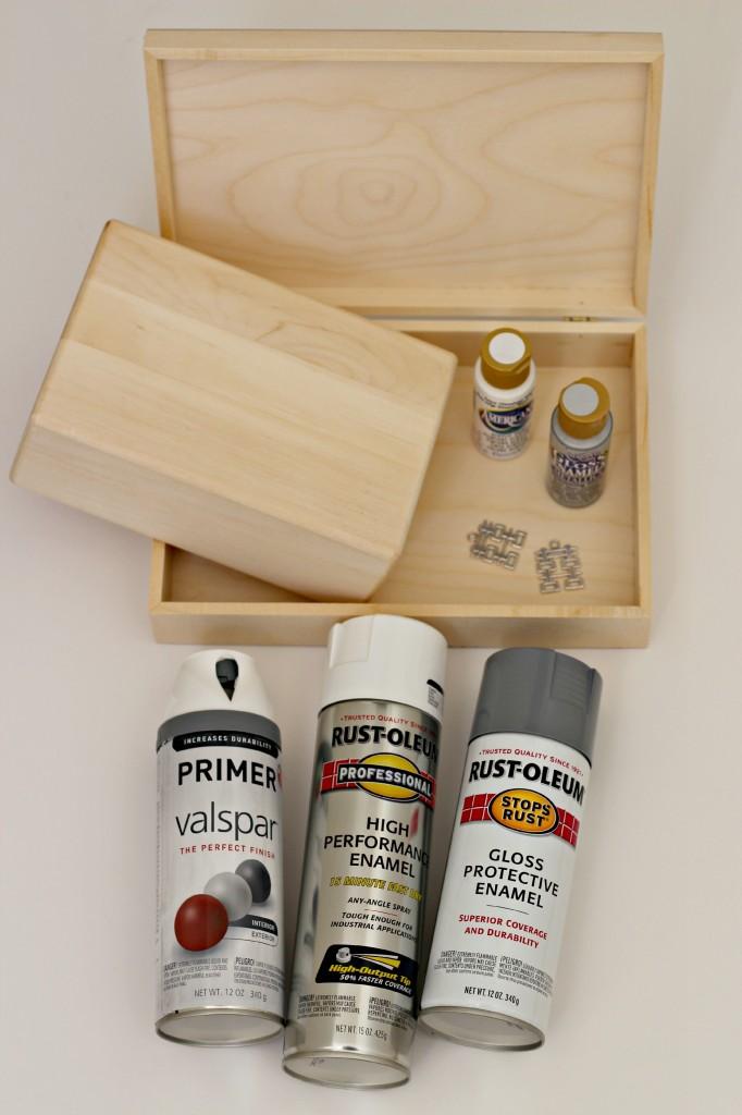 DIY Enamel Painted Boxes 14