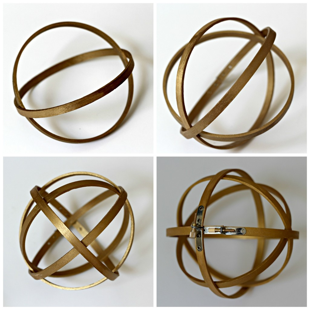 Decorative Wood Sphere collage.1