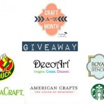 Craft Month Giveaway
