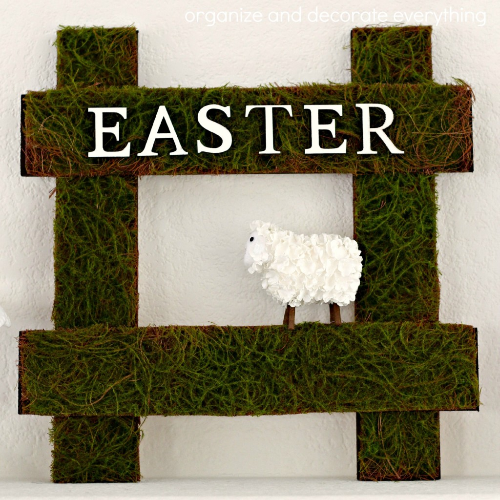 Sheep Easter Sign square.1
