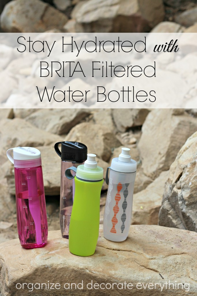 Brita Filtered Water Bottles-Stay Hydrated