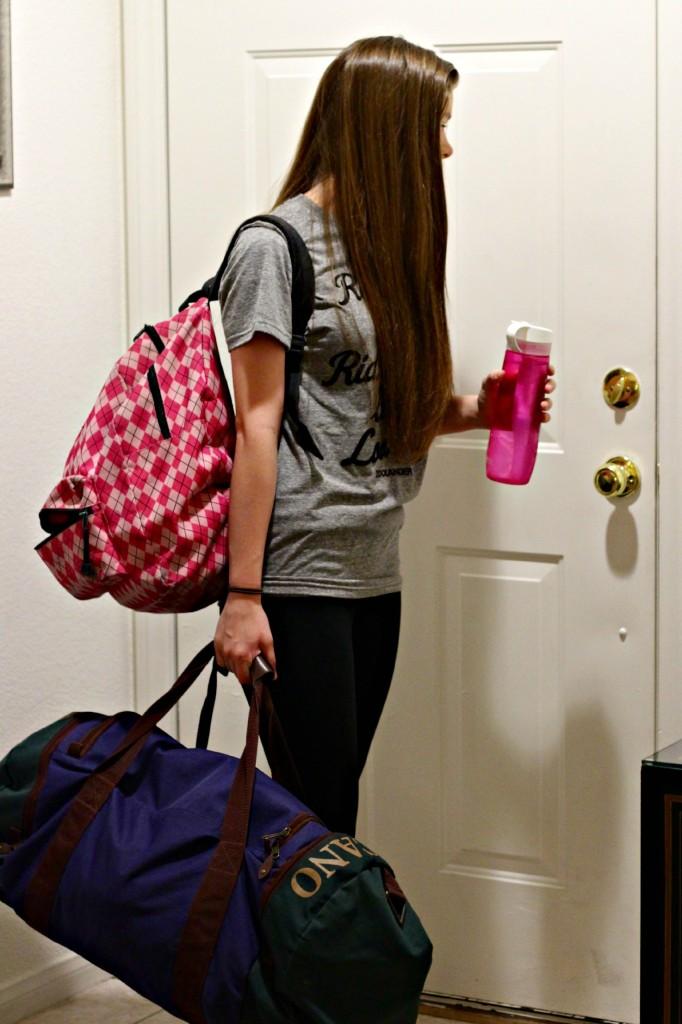 Brita Water Bottle - pink