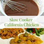 Slow Cooker California Chicken