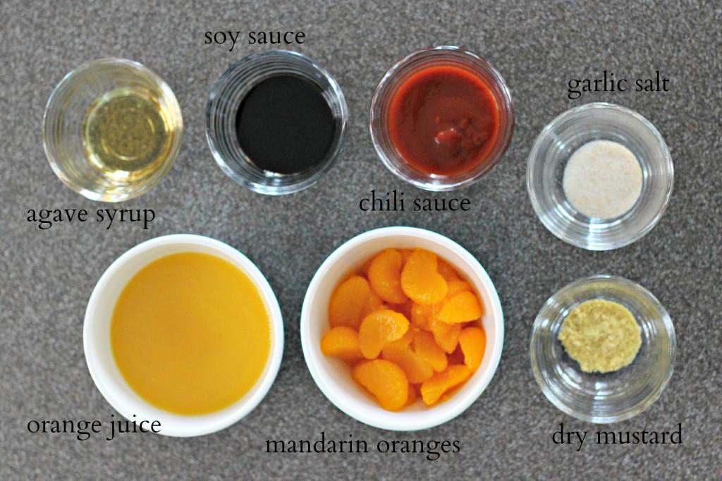 Slow Cooker California Chicken ingredients.1
