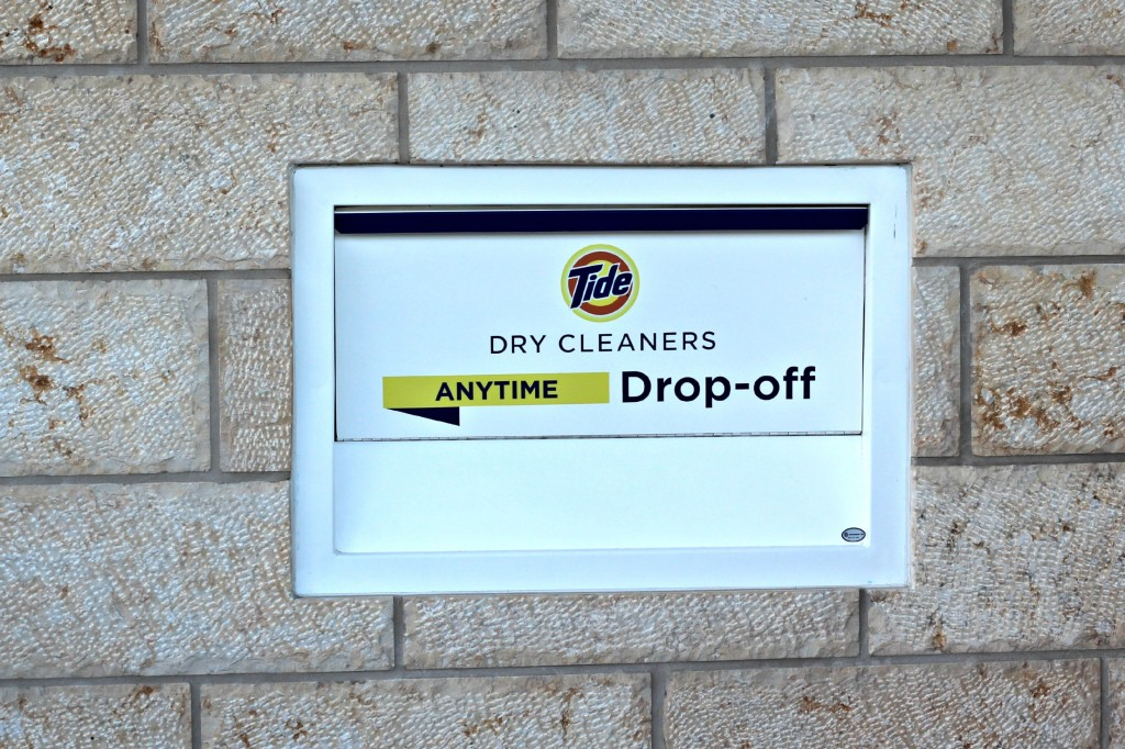 Tide Dry Cleaners Drop-off
