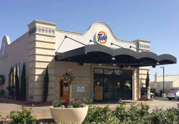 Tide Dry Cleaners Store