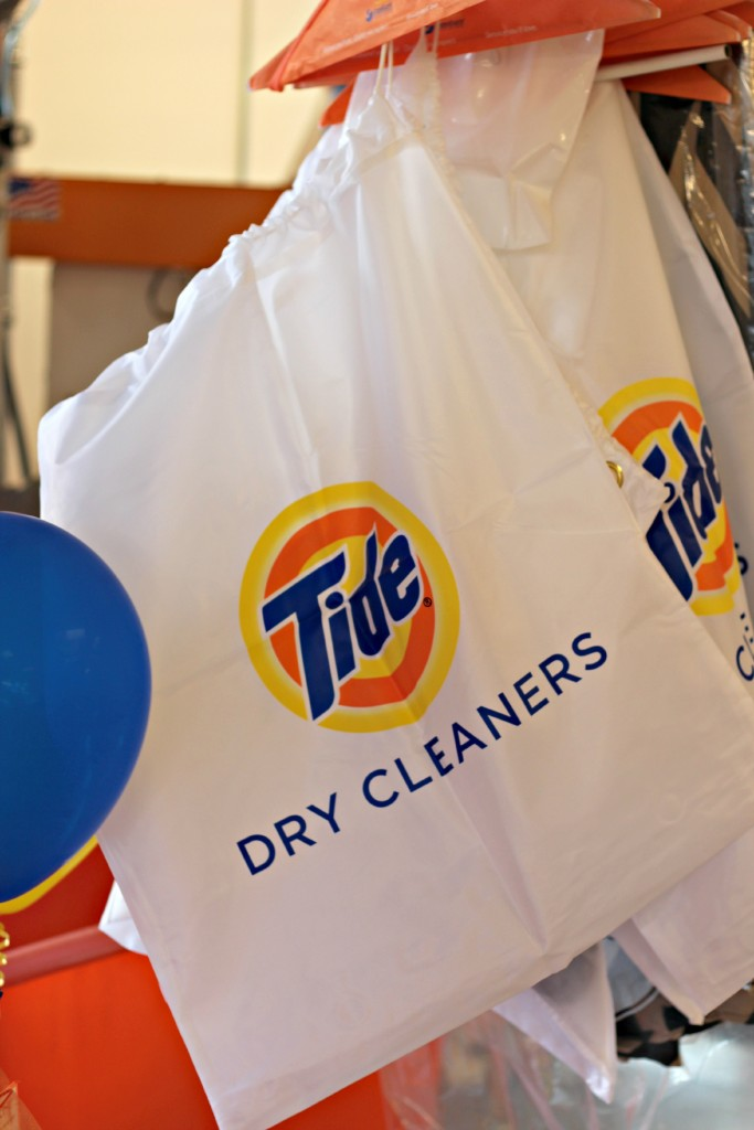 Tide Dry Cleaners bag