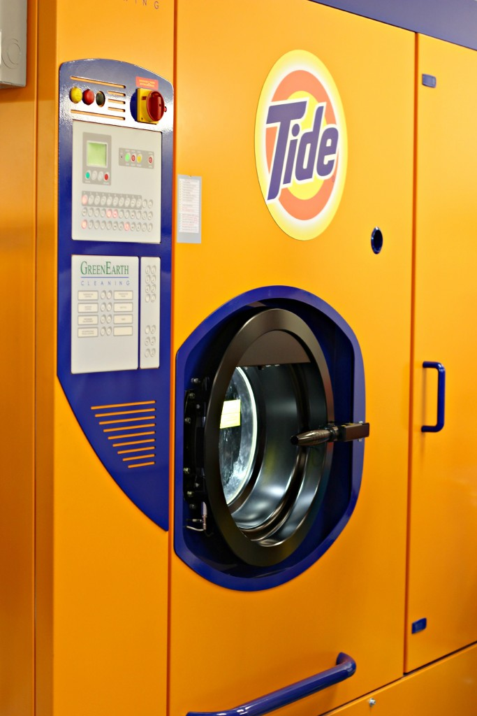 Tide Dry Cleaners machine