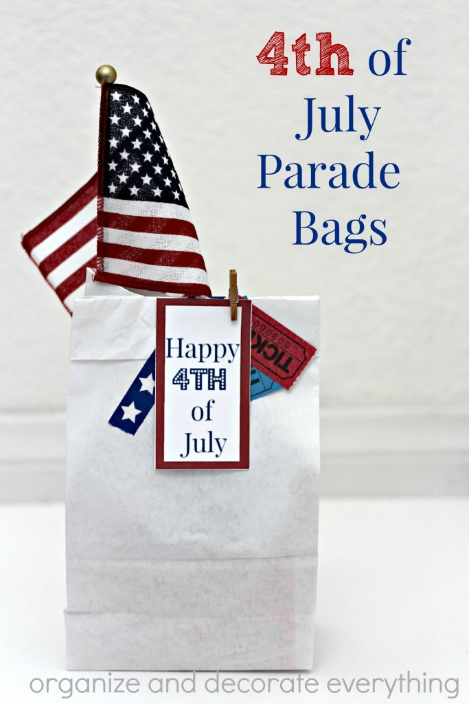 4th of July Parade Bags.3