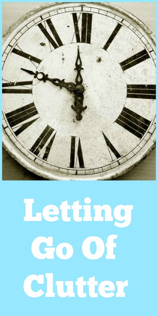 Letting Go Of Clutter.1