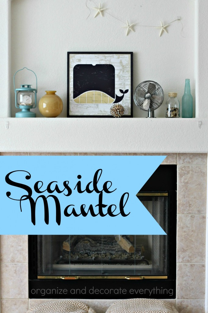 Seaside Mantel