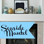 June Seaside Mantel