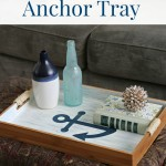 DIY Anchor Tray