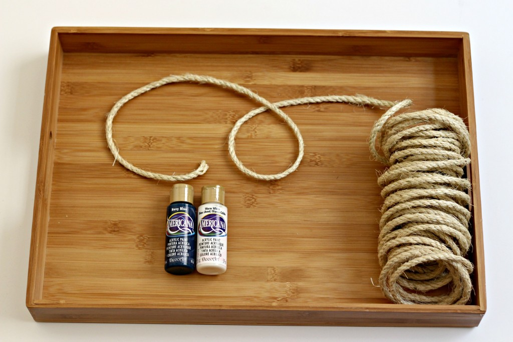 Anchor Tray supplies
