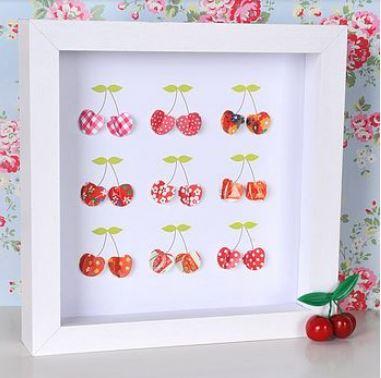 Fruit Decor Framed
