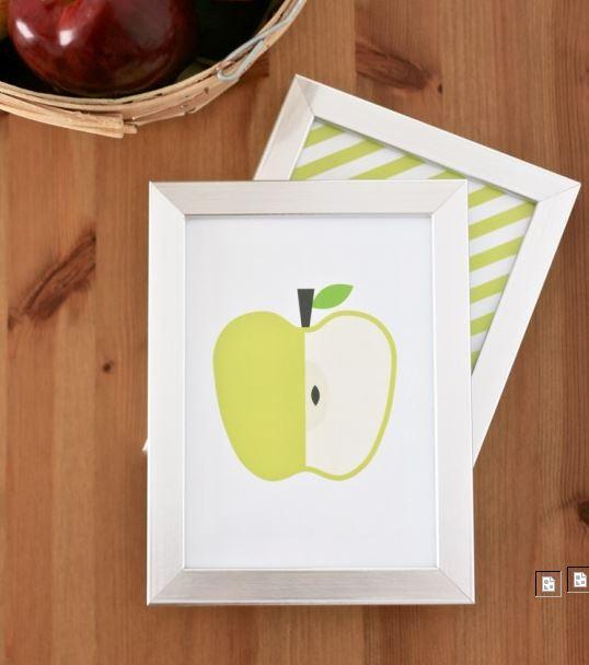 Fruit Decor Pear printable