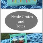 Individual Picnic Crates