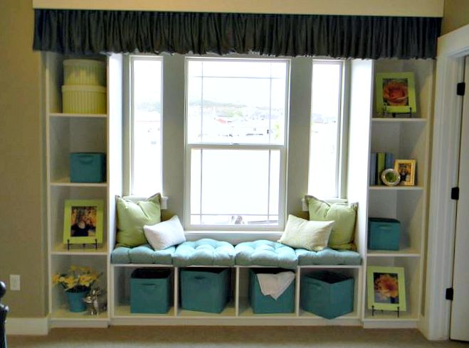 Built In Storage Ideas Organize And Decorate Everything & Window Seats With Storage Ideas - Listitdallas