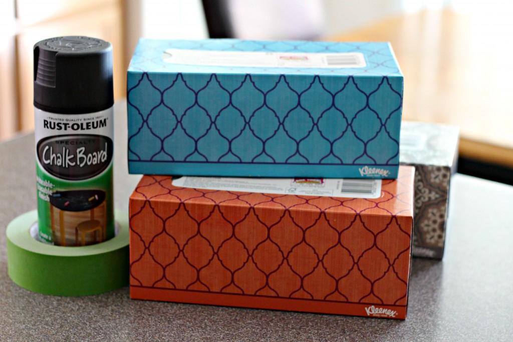 Chalkboard Tissue Boxes.6