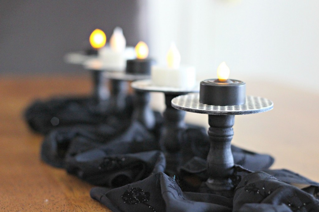 Halloween Tea Light Holders.4
