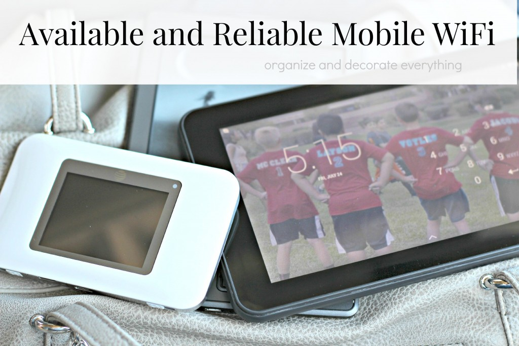 NetGear- Available and Reliable Mobile WiFI