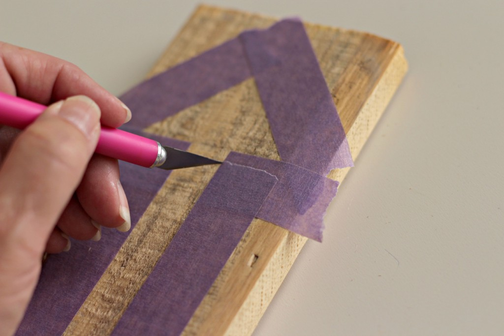 Rustic Arrow cut tape.1