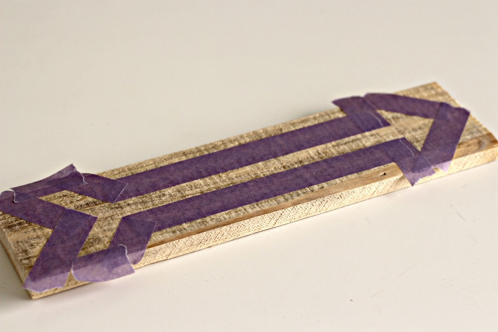 Rustic Arrow tape.1