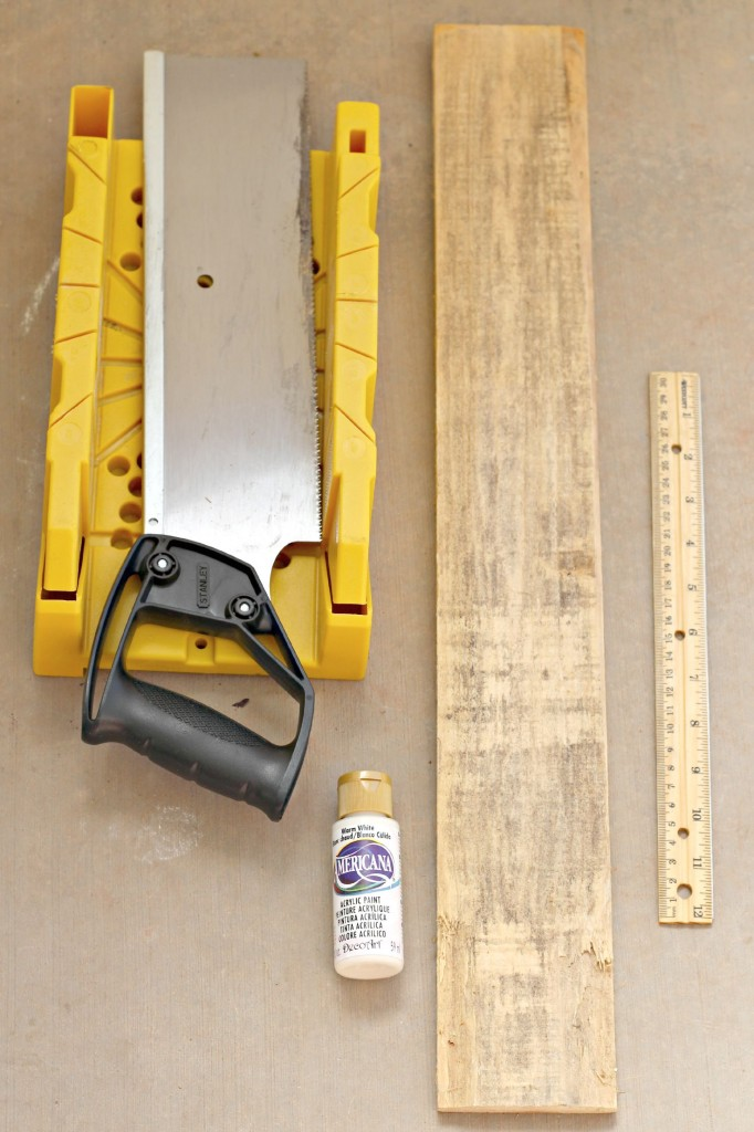 Rustic Wood Arrow supplies.1