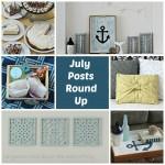 July Posts Round Up