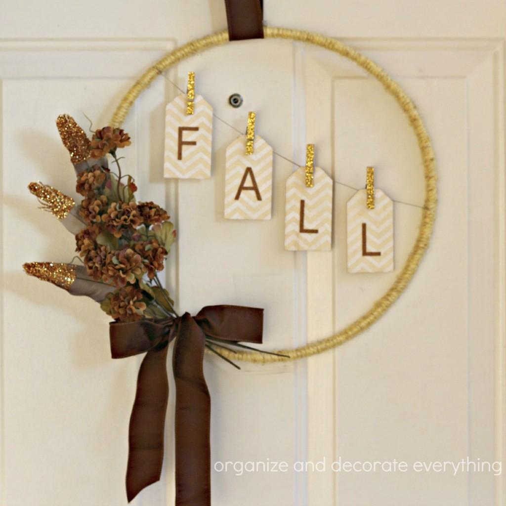 Fall Hoop