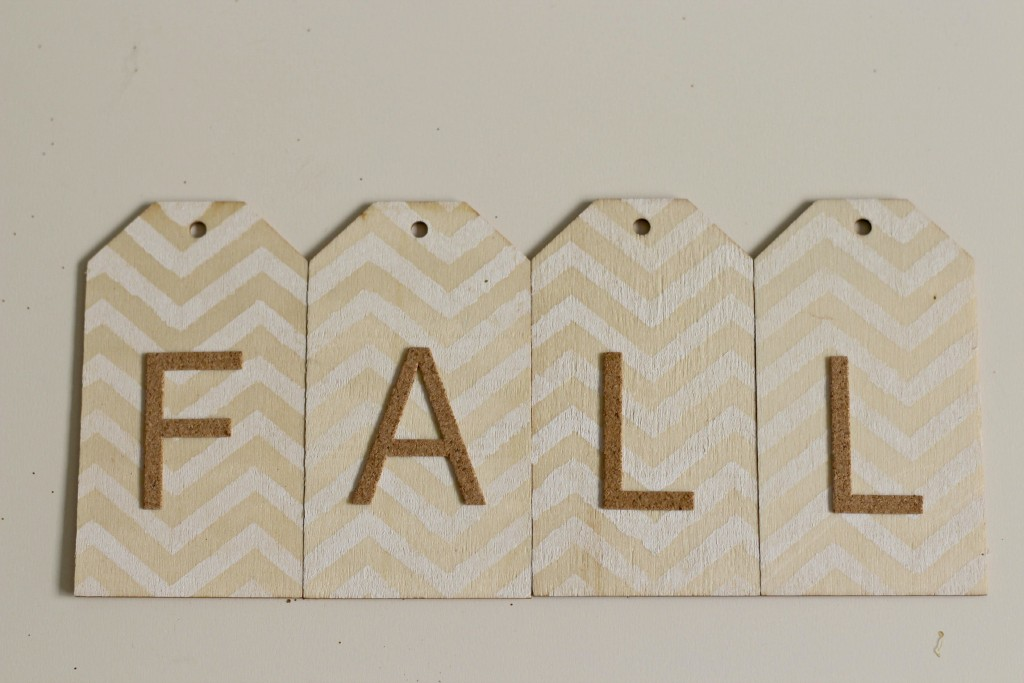 Fall Wreath Fall tags