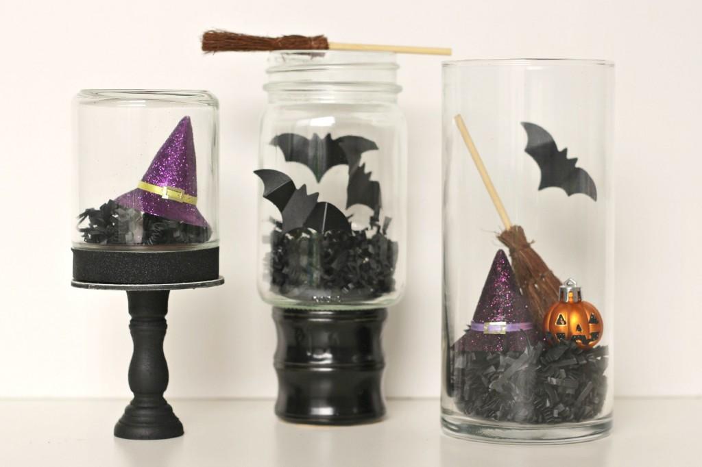 Halloween Jars .1