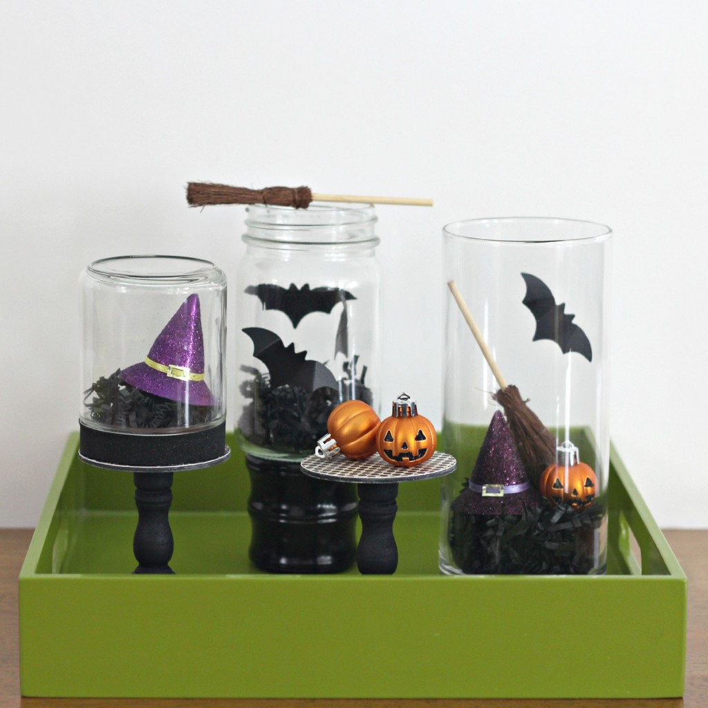 Halloween Jars square