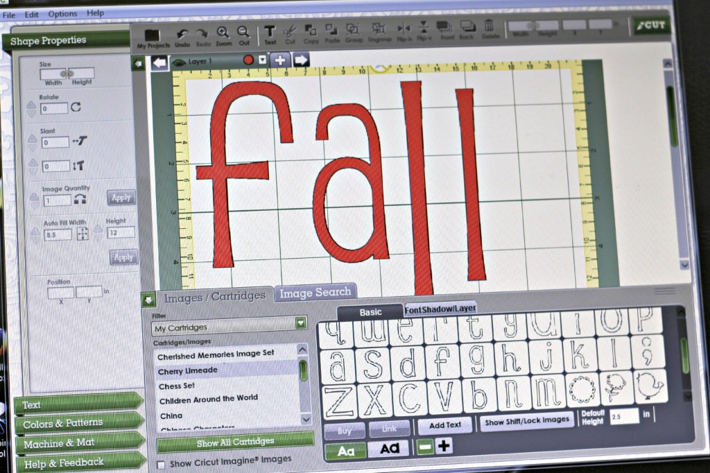 Hello Fall computer image