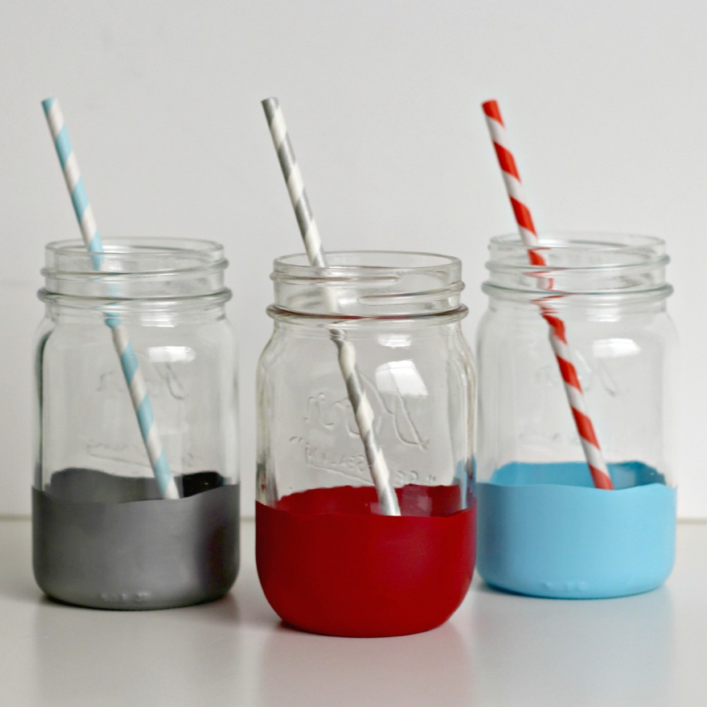Balloon Dipped Mason Jars.4