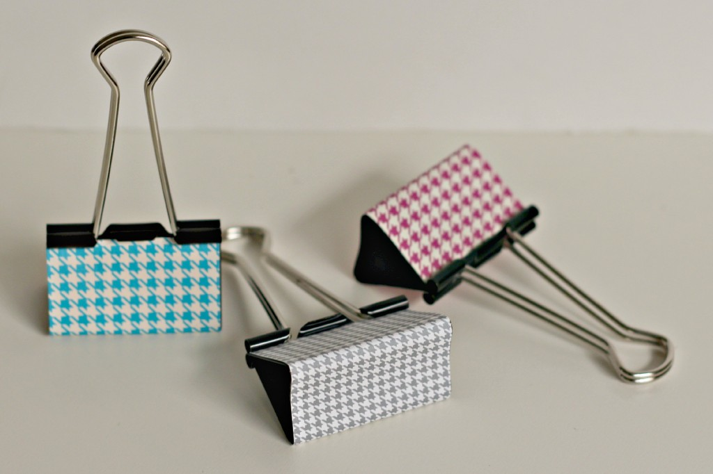 Binder Clip Photo Holders.5