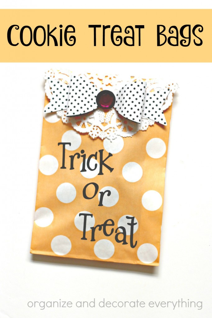 Cookie Treat Bags