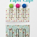 Decorative Paper Clips