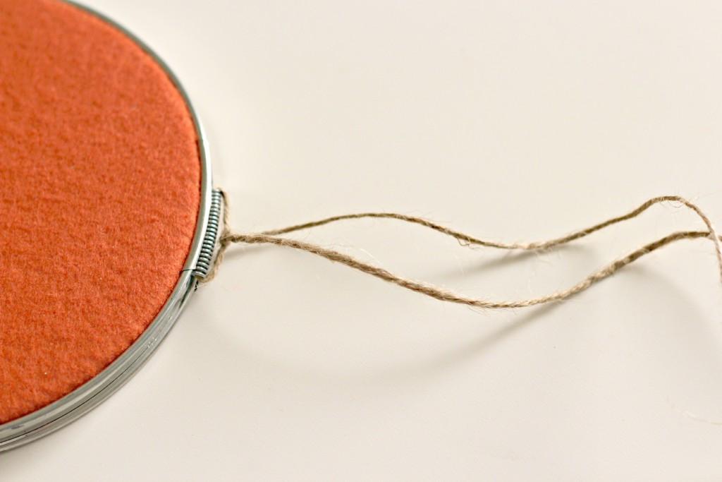 Embroidery Hoop Pumpkin.3