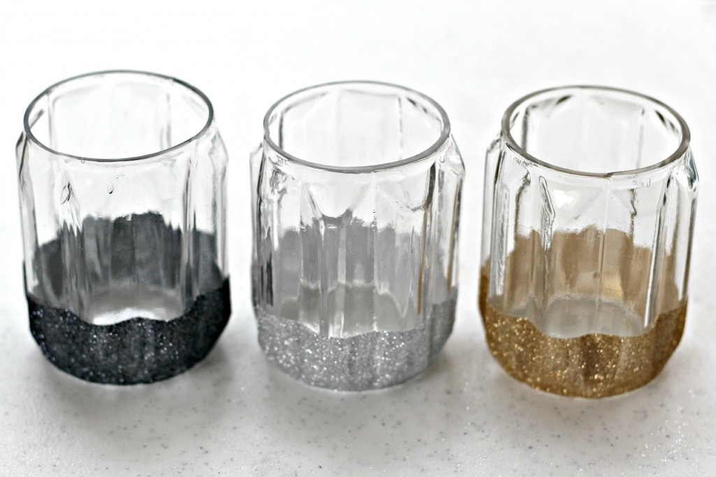 Glitter Candle Holders.8
