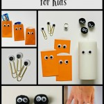 Googly Eyes Craft Projects for Kids