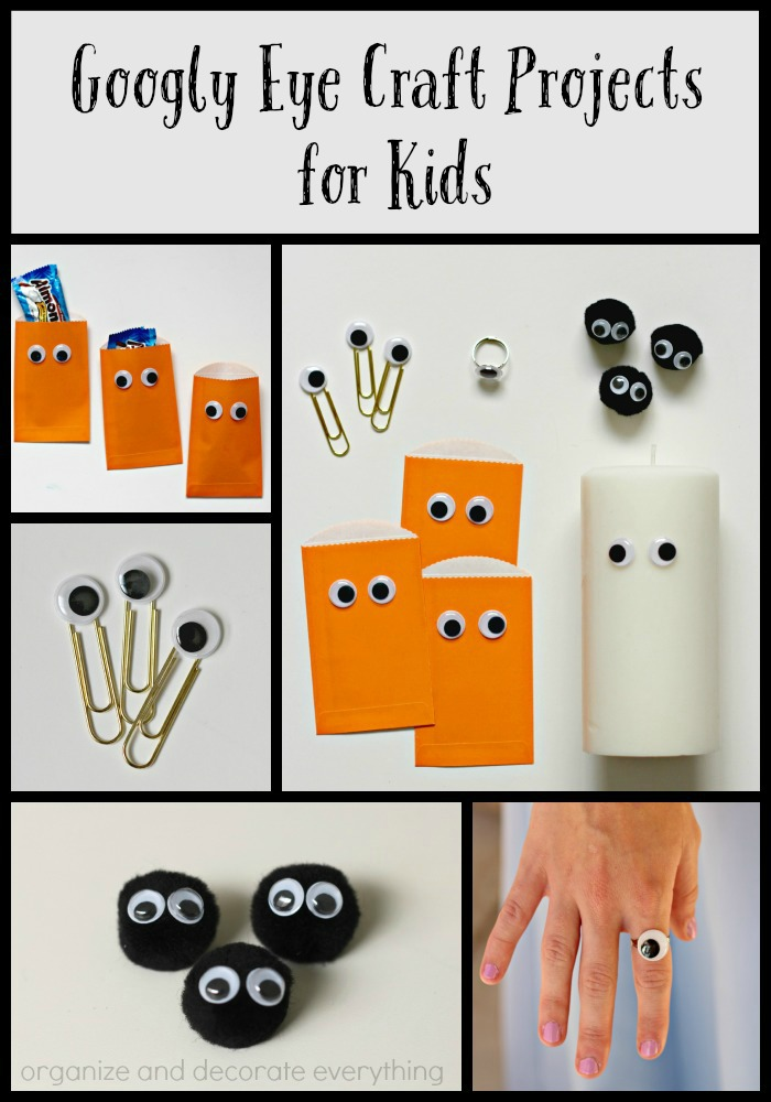Googly Eye Craft Projects for Kids
