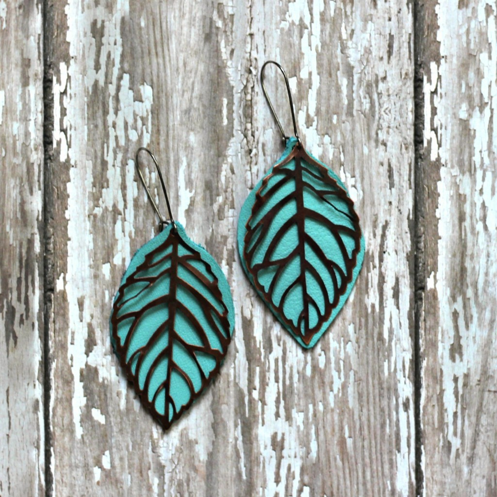 Leather Earrings.7