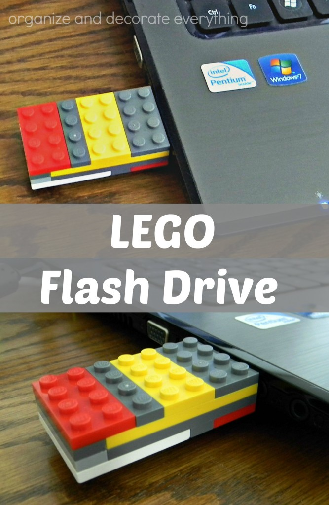 Lego Flash Drive