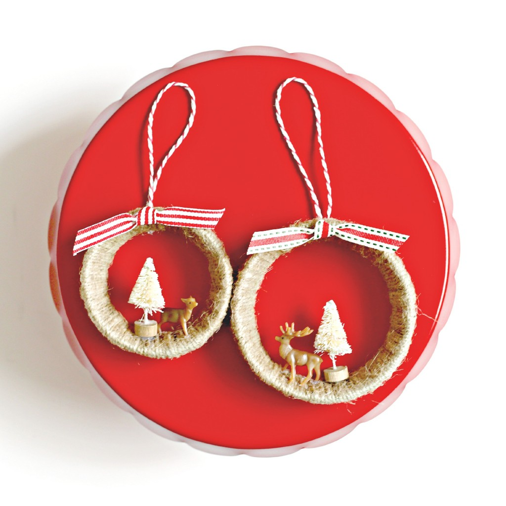 Mason Jar Lid Ornaments.5